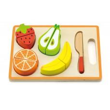 Moja prvá súprava na rezanie - ovocie